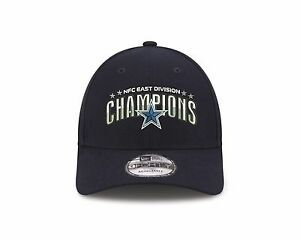 dfd8eaa62c0 Dallas Cowboys New Era 2016 NFC EAST DIVISION CHAMPIONS 9Forty ...
