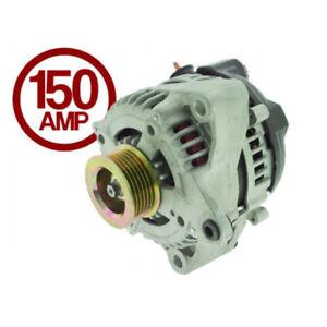 Details about NEW HIGH OUTPUT ALTERNATOR 150 AMP Suits Toyota Landcruiser  100 Series V8 2UZ-FE
