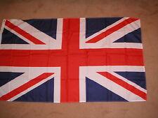 UNION JACK FLAG OF UK UNITED KINGDOM 3'X2' POLYESTER POST FREE IN UK