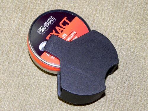 Pellet Tin Holster Holder fits most small Crosman JSB BEEMAN GAMO pellet tins