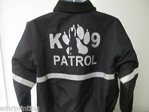 Custom-Printed-Reflective-K-9-Patrol-Jacket