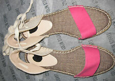 New!!!Victoria Secret wrap around Sandals  shoes 6.5B