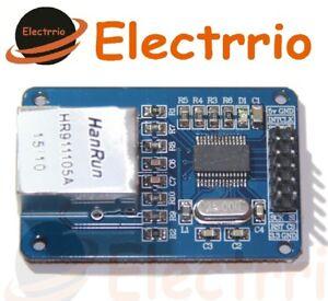 EL0603-MODULO-ETHERNET-ENC28J60-ARDUINO-Red-Lan-SPI-desde-Espana
