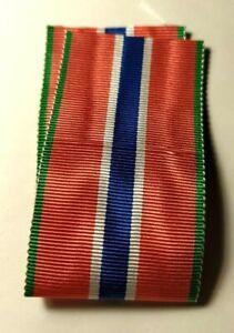 Coupe de ruban de la Médaille des prisonniers civils, déportés et otages 1914-18