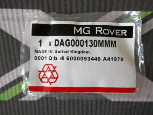 MGTF MG TF Twin Flag Badge OEM DAG000130MMM Brand New mgmanialtd.com