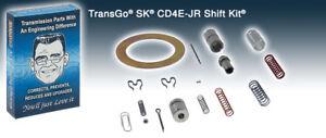TransGo SK 4T60E-Jr Shift Kit 1991-UP Saves Worn Valve Body FREE SHIPPING!