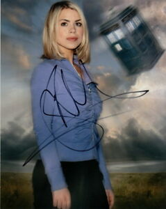 BILLIE-PIPER-Doctor-Who-039-s-Rose-Tyler-SIGNED