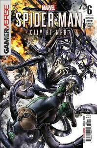 Spider-Man-City-at-War-1-6-of-6-Main-amp-Variant-Marvel-Comics-2019-NM