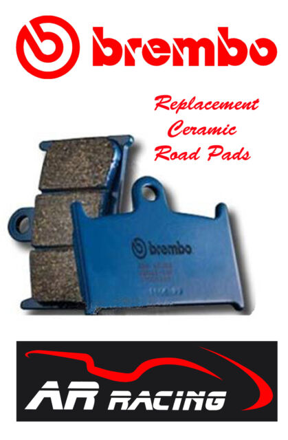 Brembo Replacement Front Brake Pads to fit Yamaha XT 600 Tenere 1985-1990