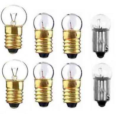 1447 Clear 18v BULBS for Lionel Marx O O27 Gauge Trains Accesories 10