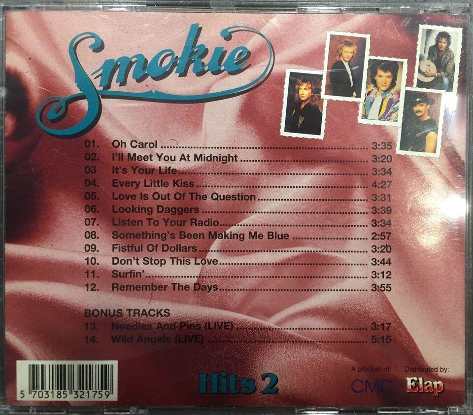Smokie: Hits 2, pop