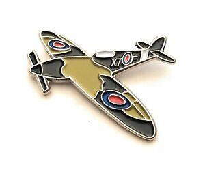 pin badge Spitfire lapel