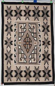 Tight Navajo rug, blanket Native