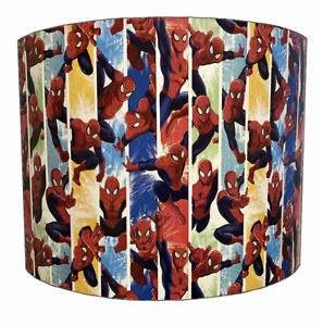 Mickey /& Minnie Lampshades Ideal To Match Disney Wallpaper /& Duvet Covers.