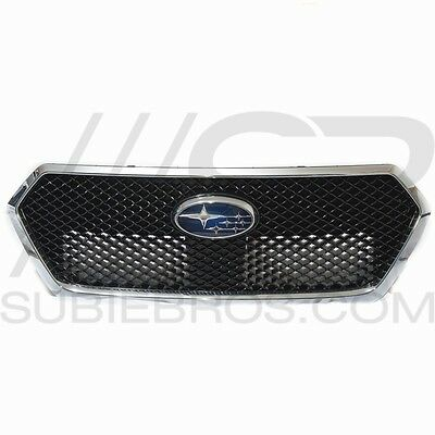 2015+ JDM SUBARU LEGACY / OUTBACK FRONT MESH GRILL GRILLE