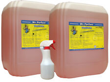 Mr.Perfect 2x10 L  Insektenstar inkl leere 500 ml Sprühflasche