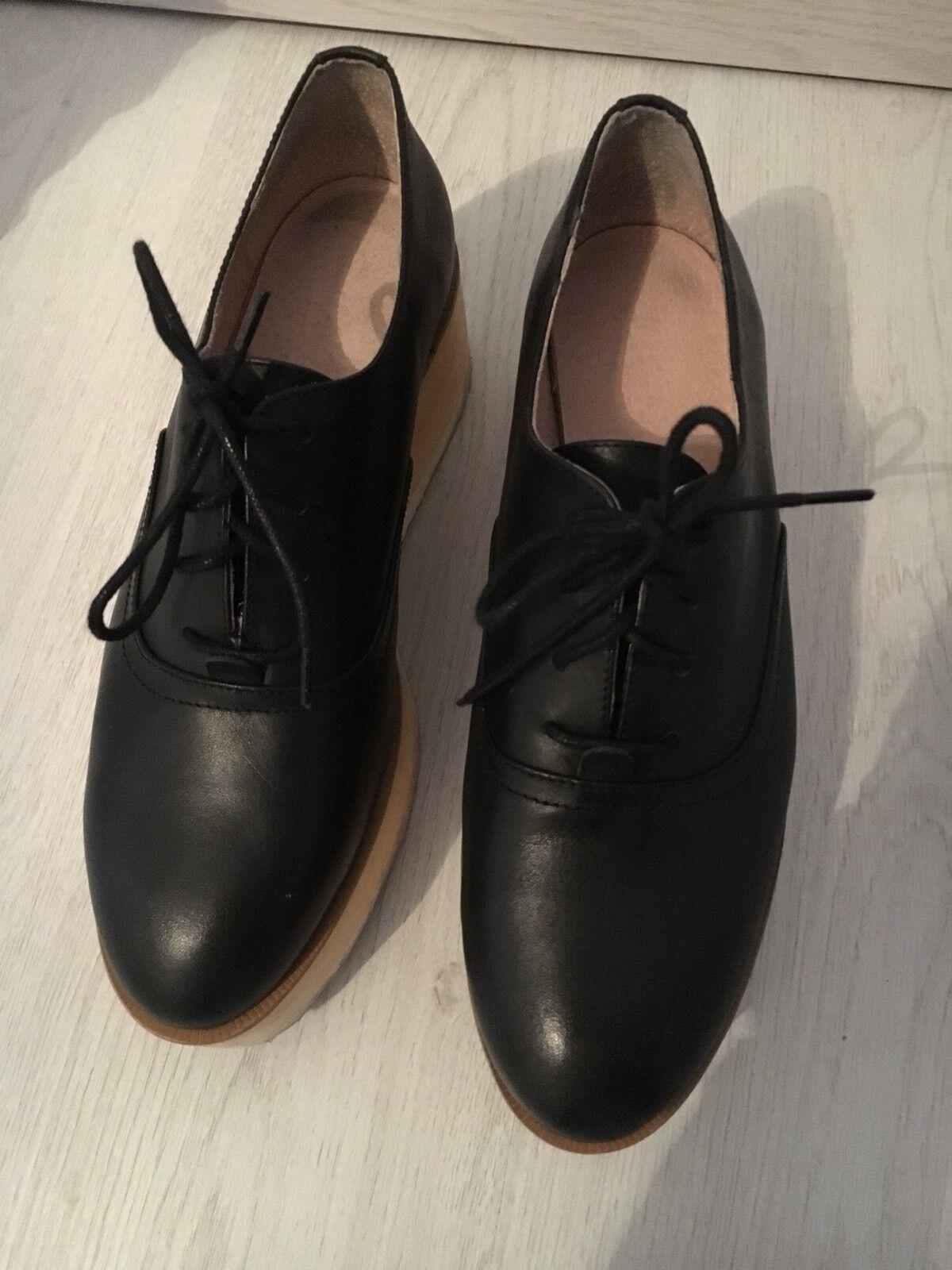 Zign Schuhe Plateau Gr 39 Tend Style Blogger Leder Sold Out NP