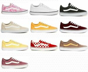 Details about VANS WARD WOMEN'S SHOES SNEAKERS SKATE CASUAL LOW TOPS