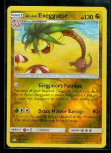 Pokemon SM ULTRA PRISM ALOLAN EXEGGUTOR 95//156 RARE