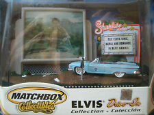 MATCHBOX ELVIS PRESLEY DRIVE IN BLUE HAWAII, 1961 DODGE DART FACTORY SEALED L@@K