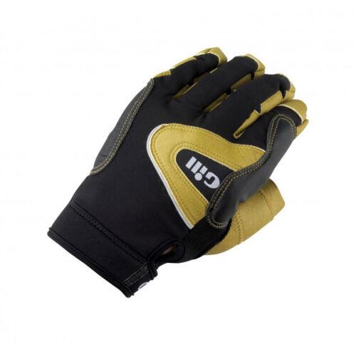 Gill Unisex Segelhandschuhe Pro 2-Finger-frei wasserabweisend robust UV-Schutz