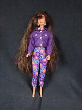 Long Hair Barbie Teresa Mattel 1990