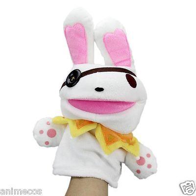 Cosplay DATE A LIVE Hermit Yoshino Zadkiel Bunny Rabbit Plush Puppet Doll