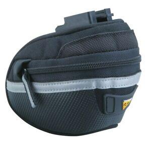 NEW-Topeak-Wedge-Pack-II-Micro-Bicycle-Bike-Seat-Bag-w-Quick-Click-Fixer-2