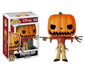 Funko Pop Disney Nightmare Before Christmas: Jack The Pumpkin King Vinyl Figure