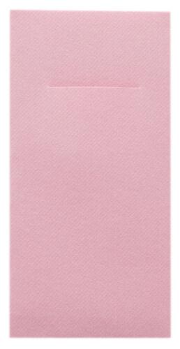 100 Stück Besteckserviette Rosa aus Linclass® Airlaid 40 x 40 cm