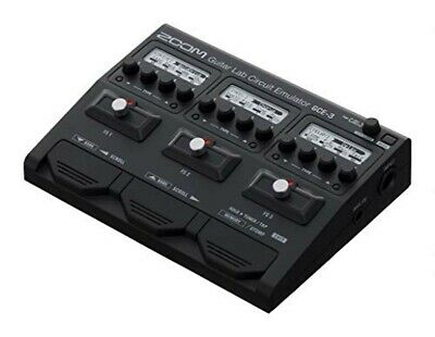 2019 new zoom gce 3 usb audio interface for guitar bass from japan 4515260020355 ebay. Black Bedroom Furniture Sets. Home Design Ideas