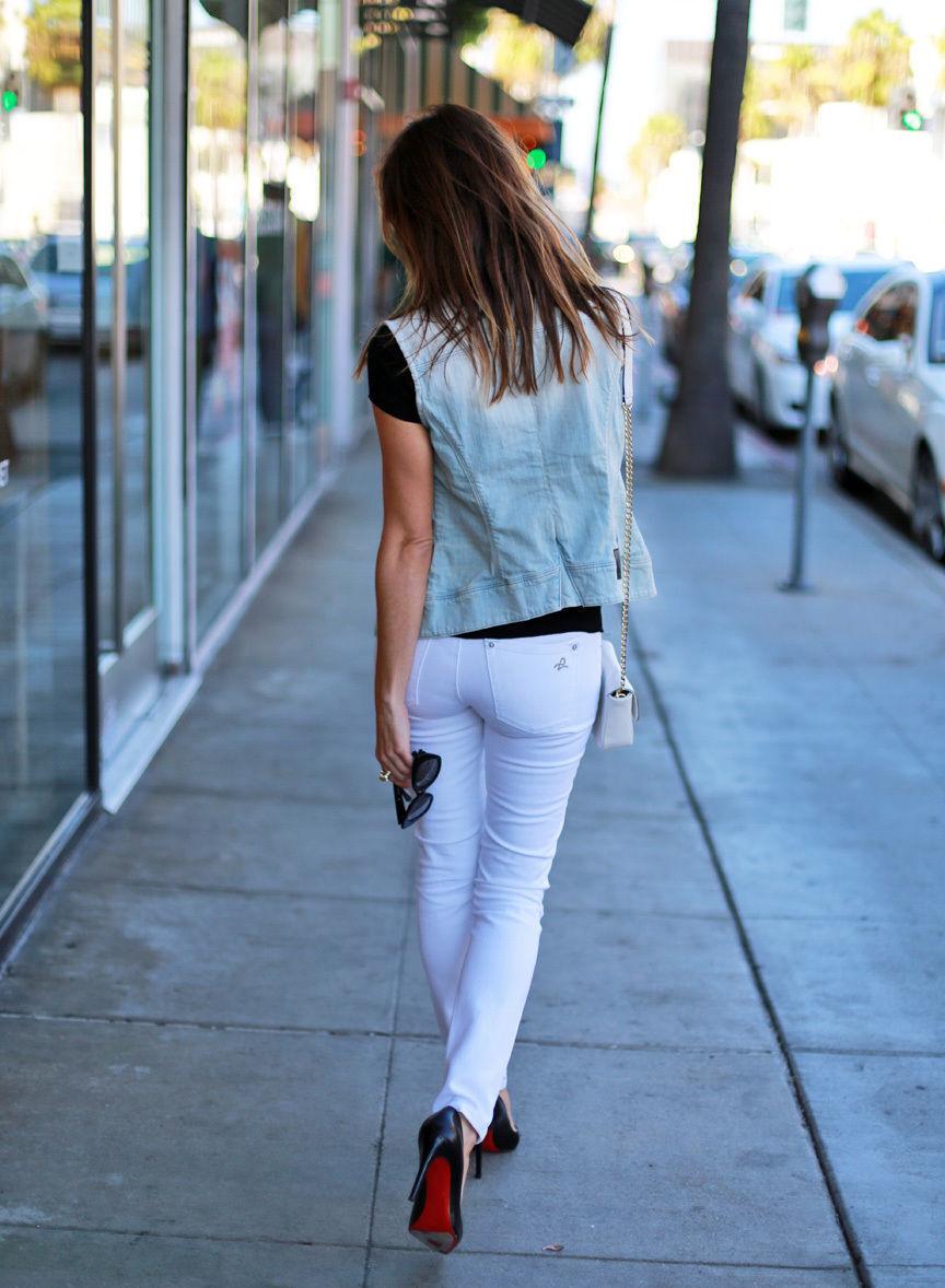 NWT  DL1961 Emma Legging 4 way STRETCH Skinny Jeans, Milk, Size 26