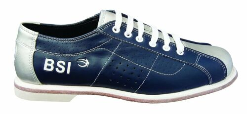 BSI Women/'s RENTAL Lace Blue//Silver Bowling Shoes Size 9.5