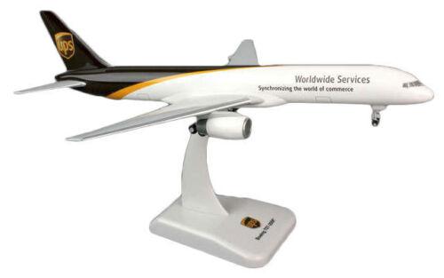 Ups boeing 757-200f 1:200 Hogan Wings avión modelo b757 United Parcel Service