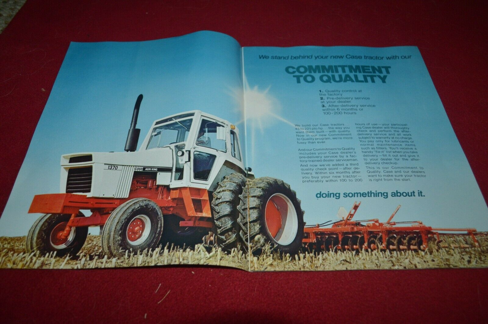 M /& W Turbo Dealer/'s Brochure WSVA ver2