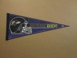 NFL Baltimore Ravens Vintage AFC North Division Pennant