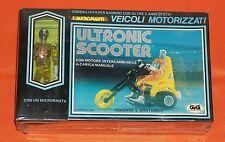 vintage Micronauts Gig I Micronauti ULTRONIC SCOOTER MIB MISB sealed