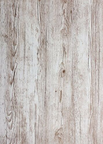 2m x 45cm OLD WOODGRAIN WOOD SCRAPWOOD STICKY BACK PLASTIC SELF ADHESIVE VINYL