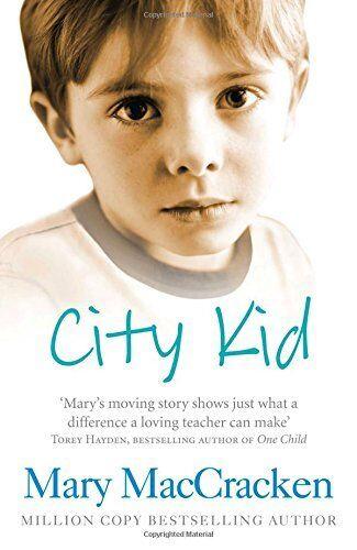 1 of 1 - MARY MacCRACKEN ___ CITY KID ___ BRAND NEW __ FREEPOST UK