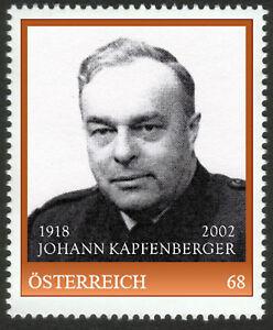 A) Personalisierte Briefmarke 8126691 Johann Kapfenberger 100. Geburtstag - Altenmarkt-Thenneberg, Österreich - A) Personalisierte Briefmarke 8126691 Johann Kapfenberger 100. Geburtstag - Altenmarkt-Thenneberg, Österreich