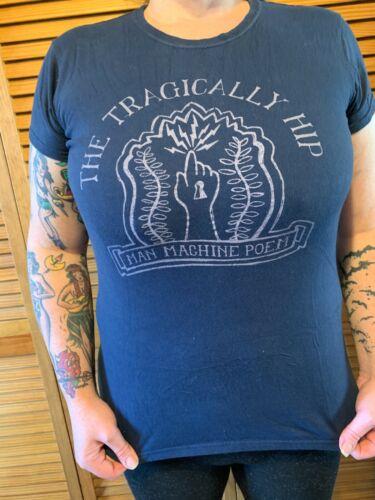 THE TRAGICALLY HIP (THC) Band Shirt Ladies T Shirt