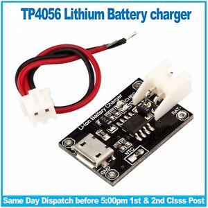 TP4056-Lithium-Cell-Battery-Charger-Micro-USB-1A-Li-ION-LiPO-RobotDyn