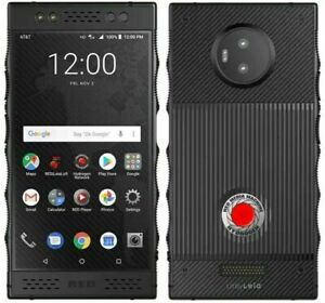 RED-Hydrogen-One-Media-Machine-128GB-Factory-Unlocked-Rugged-Phone-AT-amp-T-T-MOBILE