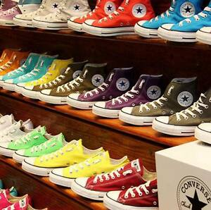 44b6f21c0963 Image is loading Converse-All-Star-Classic-Chuck-Taylor-Canvas-Shoes-