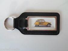 Citroen  2CV James Bond 007   Key Ring