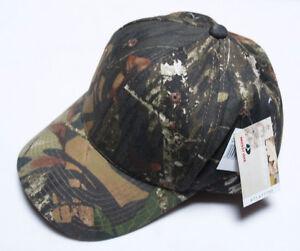 f8c7408fcfe Mossy Oak Hat - Mossy Oak Break Up Camo - Adjustable - Brand New
