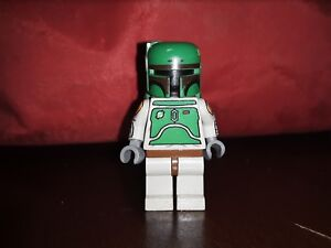 Lego Star Wars Boba Fett Cloud City Printed Arms Jetpack Helmet