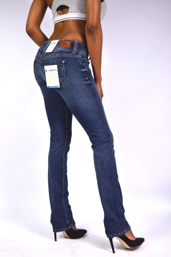 PEPE Jeans GEN PL201157CA4 Regular Straight Fit Dunkelblau W28 L34 oder W30 L34