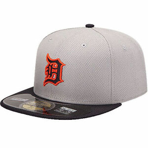 new concept 62482 8075e Image is loading New-Era-Detroit-Tigers-MLB-Diamond-Era-Collection-