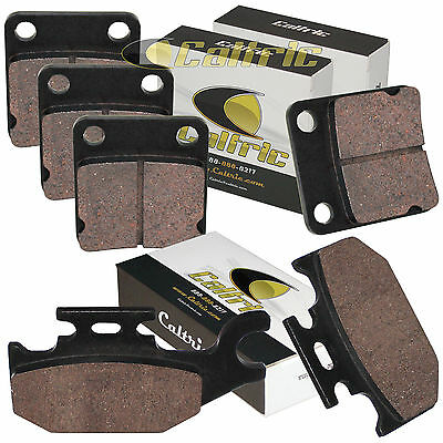 Rear Brake Pads For Yamaha Wolverine 450 YFM450 2006 2007 2008